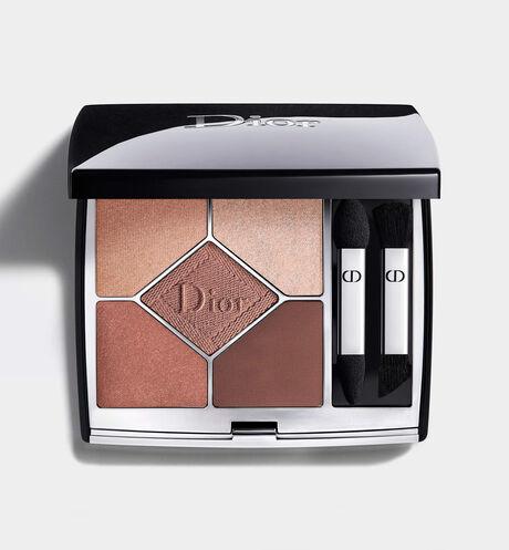 Dior - 5 Couleurs Couture Paleta de sombras de ojos - colores intensos - polvo cremoso de larga duración
