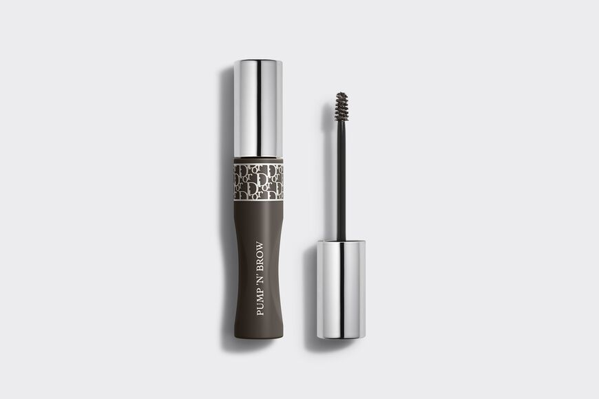 Dior - Diorshow Pump 'N' Brow Instant volumizing - natural-looking - squeezable brow mascara - fortifying effect - 4 Open gallery