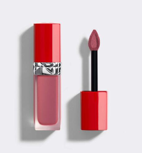 Dior - 迪奧超惹火絲絨唇露 蘊含花植精萃油的唇露 輕盈持妝 花瓣般絲絨妝效