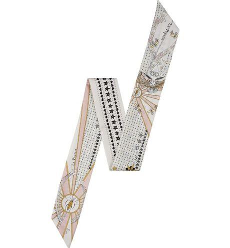 Dior - 祭司 迪奧香氛世家 塔羅香氛絲巾 - 祭司 - 2 aria_openGallery
