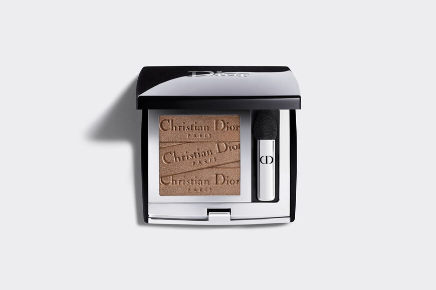Dior - Mono Couleur Couture - Limited-Edition Couture Collection Intense color eyeshadow - engraved couture ribbon motif - long-wear spectacular effect Open gallery