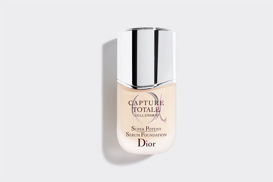 Dior - Capture Totale Super Potent Serum Foundation Correcting anti-aging serum foundation - spf 20 pa++ Open gallery