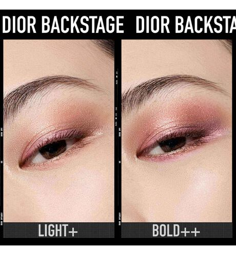 Dior - Dior Backstage Eye Palette Ultra-pigmented and multi-texture eye palette - primer, eyeshadow, highlighter and eyeliner - 8 Open gallery