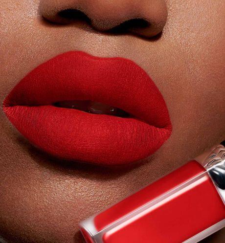 Dior - Rouge Dior Forever Liquid Transfer-proof liquid lipstick - ultra-pigmented matte - weightless comfort - 3 Open gallery