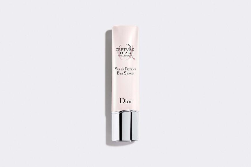 Dior - Capture Totale  Super Potent Eye Serum Суперсыворотка для кожи вокруг глаз - комплексная омолаживающая сыворотка против признаков усталости aria_openGallery