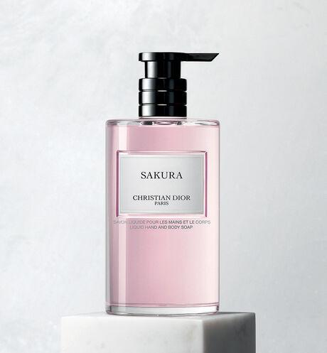 Dior - Sakura Liquid hand soap