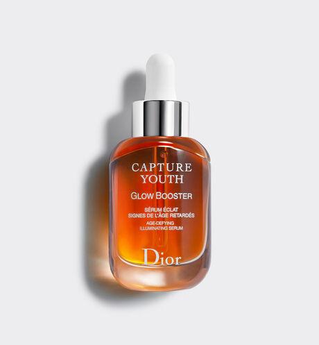 Dior - Capture Youth Glow booster sérum éclat - signes de l'âge retardés