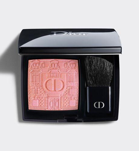 Dior - ディオールスキン ルージュ ブラッシュ <アトリエ オブ ドリームズ> (クリスマス コレクション 2021 数量限定品) クチュール カラーをまとう ロングウェア パウダー チーク