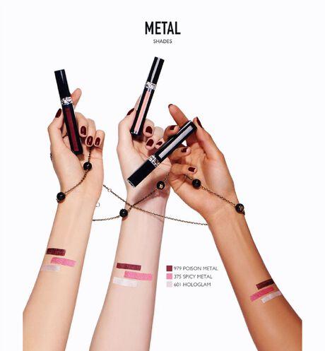 Dior - Rouge Dior Liquid Жидная помада для губ - экстримальная стойкость - 3 эффекта: матовый, металлический, сатиновый - 14 aria_openGallery