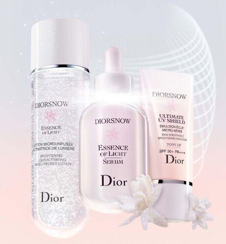 Dior - 迪奥雪晶灵 透白光蕴微珠美容液 - 5 aria_openGallery