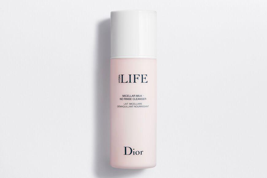 Dior - Dior Hydra Life Micellar milk - no rinse cleanser Open gallery