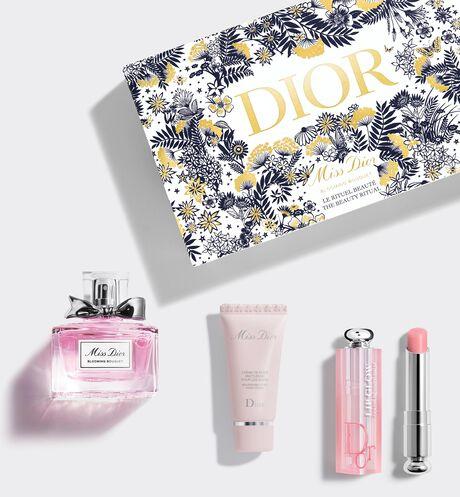 Dior - Miss Dior Blooming Bouquet Ritual De Belleza Cofre regalo - eau de toilette, bálsamo de labios y crema de manos