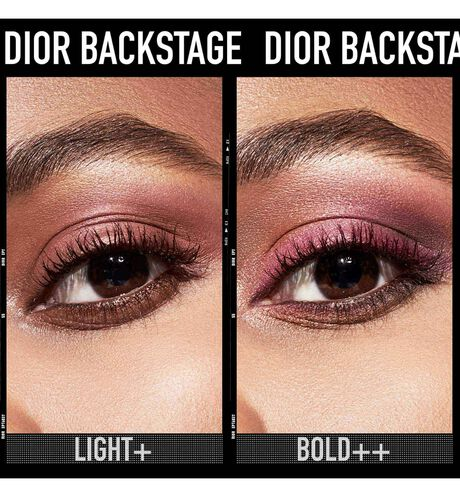 Dior - Dior Backstage Eye Palette Ultra-pigmented and multi-texture eye palette - primer, eyeshadow, highlighter and eyeliner - 9 Open gallery