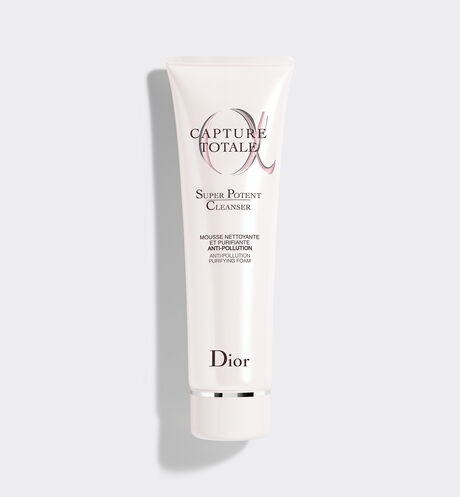 Dior - Capture Totale Super Potent Cleanser Face cleanser - anti-pollution purifying foam