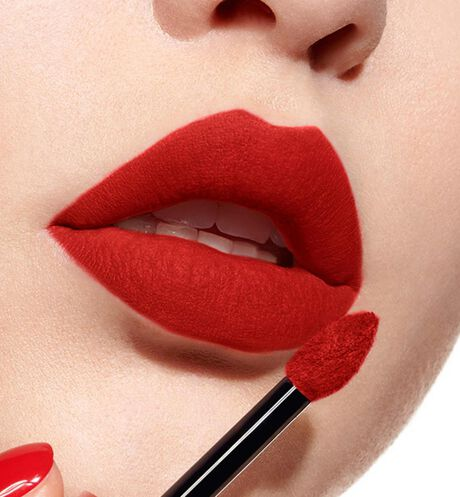 Dior - Rouge Dior Forever Liquid Transfer-proof liquid lipstick - ultra-pigmented matte - weightless comfort - 2 Open gallery
