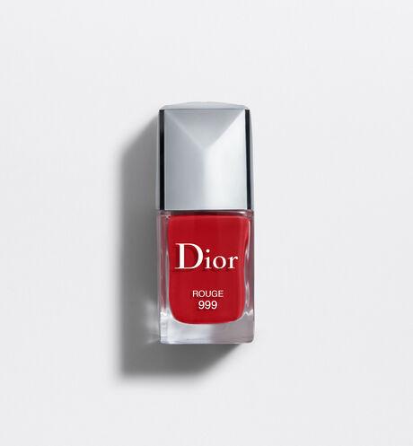 Dior - Dior Vernis Color intenso, ultrabrillo, duración última