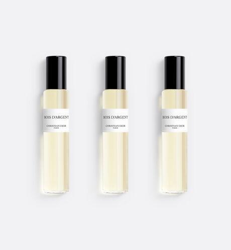 Dior - Recharge Vaporisateur Nomade Recharge de parfum - 3 flacons de 15 ml