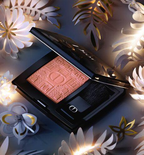 Dior - DIOR藍星訂製腮紅盤 璀璨蒙田限量版 腮紅盤–高級時裝色選、長效顯色 - 2 aria_openGallery