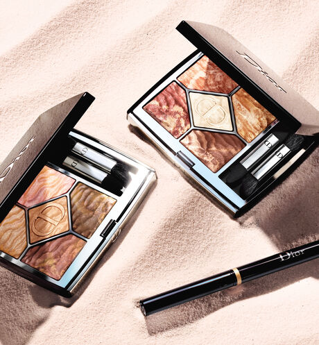 Dior - 5 Couleurs Couture - Summer Dune Collection Limited Edition Eyeshadow palette - couture eyes - 2 Open gallery