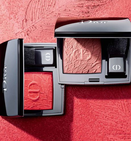 Dior - Rouge Blush - Limited Edition Powder blush - couture color - longwear - 2 Open gallery