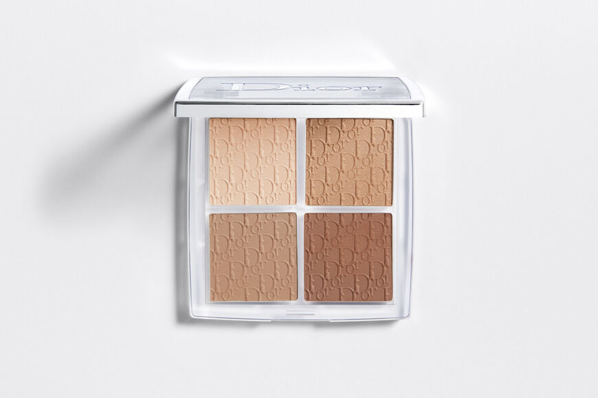 Dior - Dior Backstage Contour Palette Professional performance - contour & highlight Open gallery