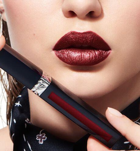 Dior - Rouge Dior Liquid Жидная помада для губ - экстримальная стойкость - 3 эффекта: матовый, металлический, сатиновый - 9 aria_openGallery