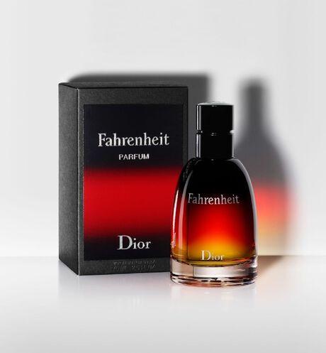Dior - Fahrenheit Parfum - 2 Ouverture de la galerie d'images