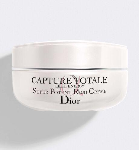 Dior - Capture Totale Super Potent Rich Creme Total age-defying rich creme - intense nourishment & revitalization
