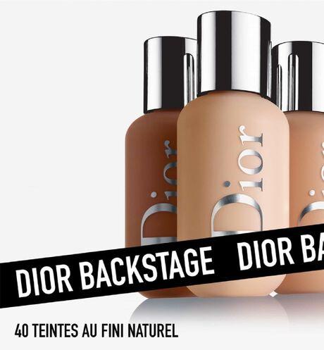 Dior - Dior Backstage Face & Body foundation Fond de teint visage et corps, couvrance sur mesure, éclat naturel - 116 Ouverture de la galerie d'images