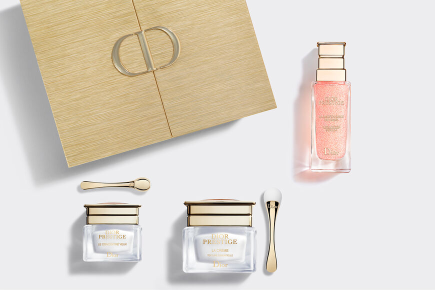 Dior - Dior Prestige Set The exceptional revitalizing and perfecting ritual Open gallery