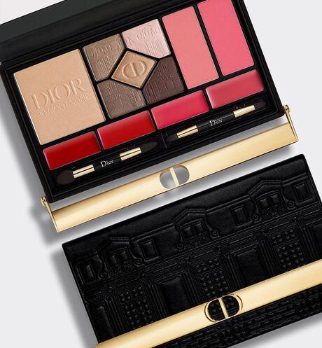 Dior - DIOR璀璨蒙田訂製全妝盤 必備多色全妝盤–底妝、唇彩、眼彩