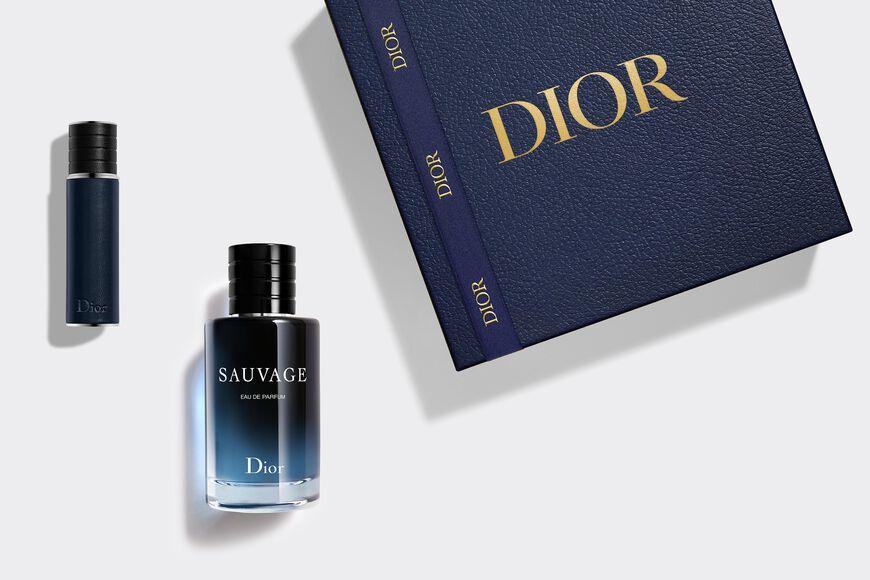 Dior - Sauvage Eau de Parfum Set Gift set - eau de parfum & travel spray Open gallery