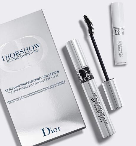 Dior - Diorshow Iconic Overcurl Mascara and lash primer-serum set