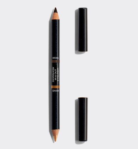 Dior - Diorshow In & Out Eyeliner Waterproof - Limited Edition Double-ended eyeliner pencil & kohl
