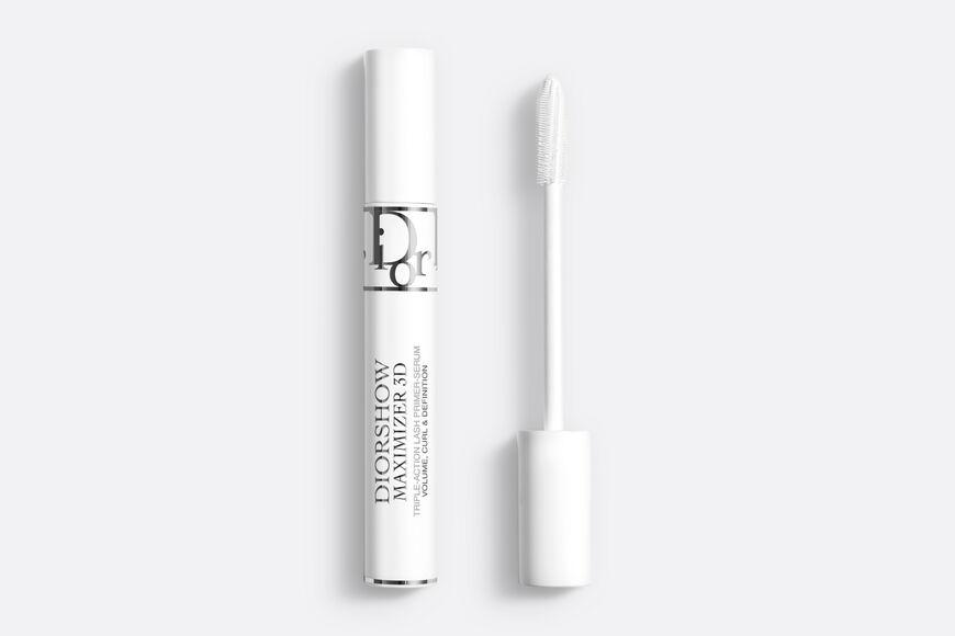 Dior - 全新DIOR絕對搶眼3D睫毛增量底膏 睫毛修護底膏–3種妝效一次實現–絕對濃密、絕對捲翹、絕對纖長–24小時* 養護睫毛 aria_openGallery