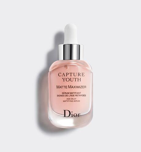Dior - Capture Youth Matte maximizer sérum matifiant - signes de l'âge retardés