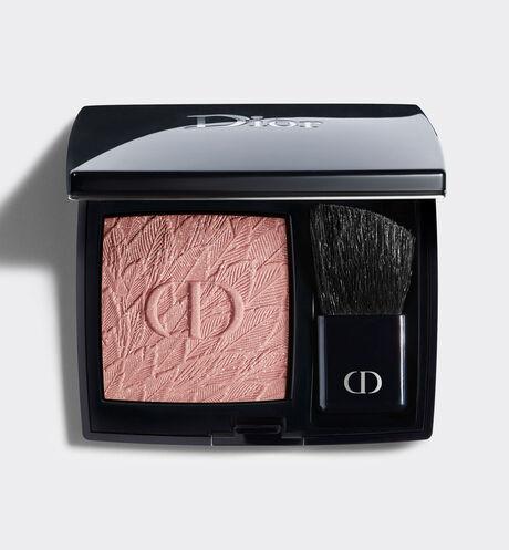 Dior - DIOR藍星訂製腮紅盤 羽毛派對限量版 粉狀腮紅–高級時裝色選–長效顯色