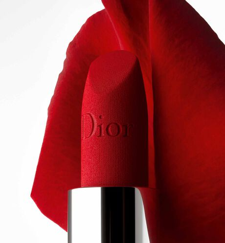 Dior - Rouge Dior Duo Collection Set Deluxe collection - 1 lipstick & 1 lip balm - couture color and floral lip care - 2 Open gallery