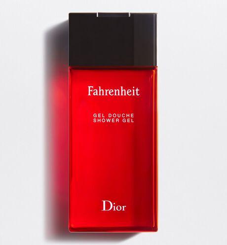Dior - Fahrenheit Gel douche