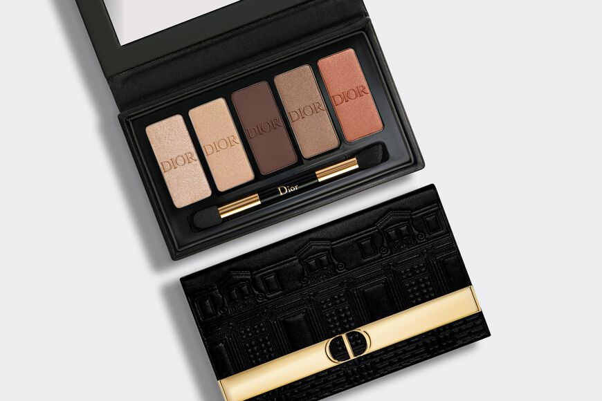 Dior - Dior Écrin Couture Iconic Eye Makeup Eye makeup palette - eyeshadows & applicators Open gallery