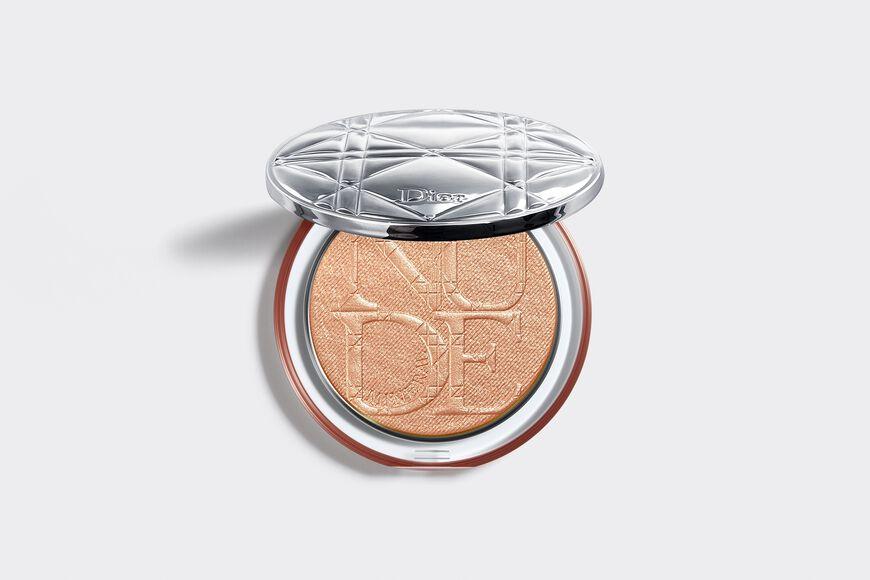 Dior - ディオールスキン ミネラル ヌード ルミナイザー パウダー 輝くピグメントがたっぷり配合された 軽やかな煌めくパウダー aria_openGallery