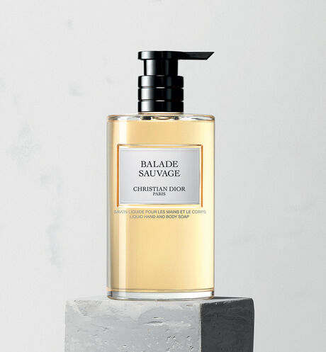 Dior - Balade Sauvage Liquid hand soap