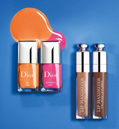 Dior - Dior Vernis Color Games - Color Games Collection Limited Edition Nail lacquer - scented nail lacquer - couture colour manicure - gel shine and long wear - 17 Open gallery