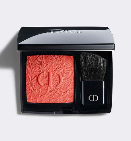 Dior - ディオールスキン ルージュ ブラッシュ <バーズ オブ ア フェザー> (フォール コレクション 2021数量限定品) クチュール カラーをまとう ロングウェア パウダー チーク