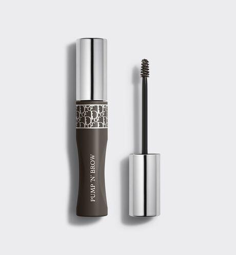 Dior - Diorshow Pump 'N' Brow Мгновенный объем - Естественное покрытие - Укрепляющая тушь-помпа для бровей