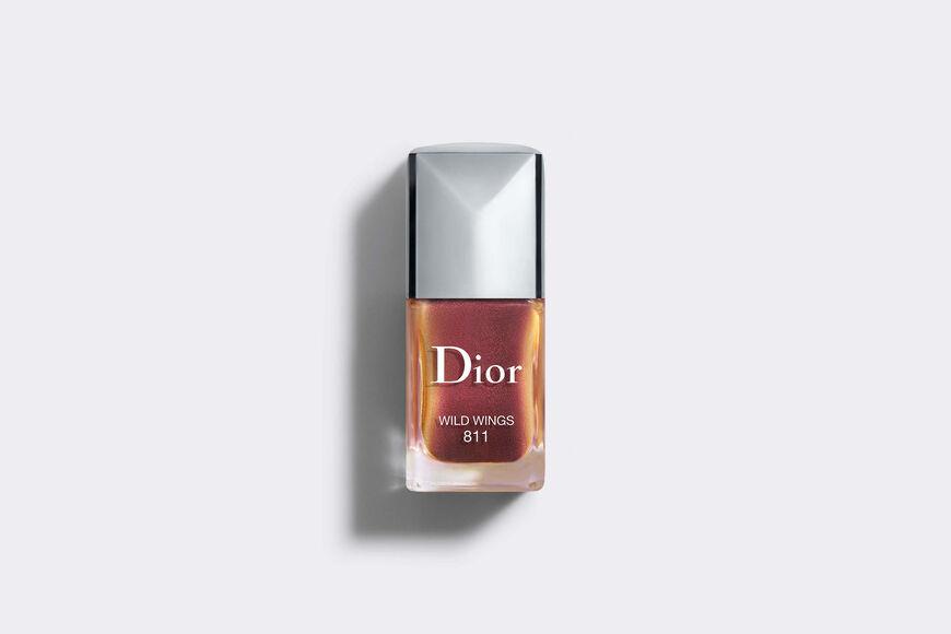 Dior - DIOR指甲油 羽毛派對限量版 指甲油–飽和色澤–凝膠效果&鏡面光澤 - 4 aria_openGallery