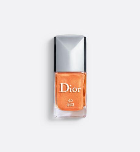 Dior - 迪奥甲油  色彩竞技限量版 果香甲油  高订色泽  持久闪耀指尖
