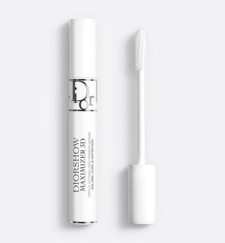 Dior - 全新DIOR絕對搶眼3D睫毛增量底膏 睫毛修護底膏–3種妝效一次實現–絕對濃密、絕對捲翹、絕對纖長–24小時* 養護睫毛