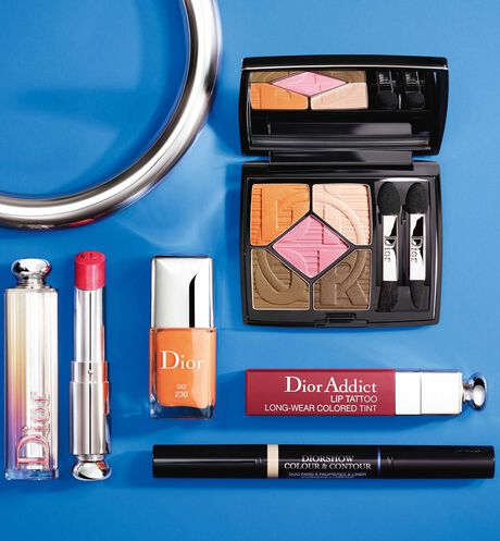 Dior - Dior Vernis Color Games - Color Games Collection Limited Edition Nail lacquer - scented nail lacquer - couture colour manicure - gel shine and long wear - 18 Open gallery