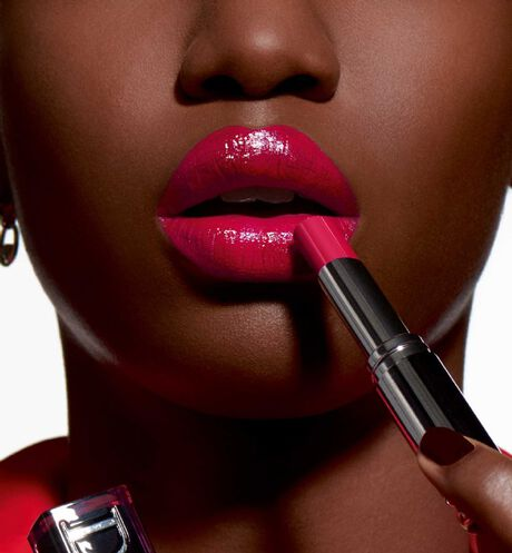 Dior - Dior Addict Lacquer Stick Liquified shine, saturated lip colour, weightless wear - 29 Open gallery